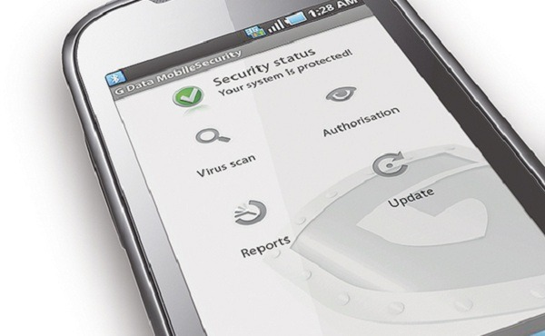 G Data Mobile Security en teléfonos y tablets Samsung