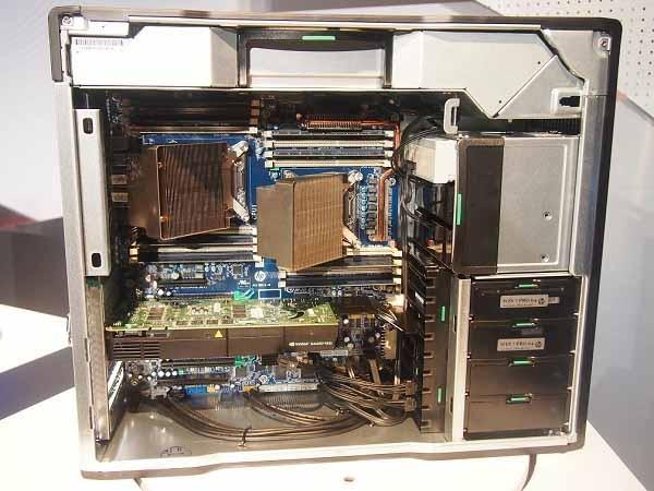 HP Z820, HP Z620 y HP Z420, estaciones de trabajo de HP