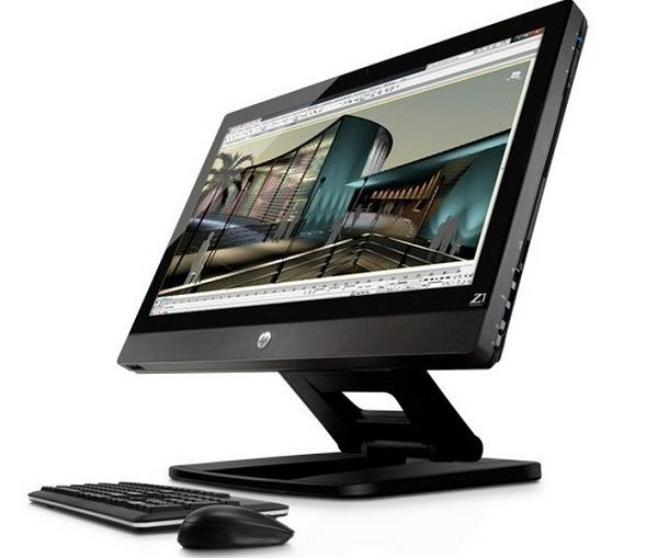 HP Z1, todo sobre el HP Z1 con fotos y opiniones