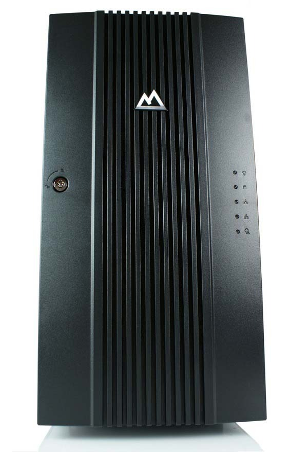 Mountain Server E5, servidor con un procesador Intel Xeon E5