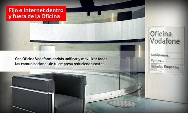 Vodafone integrar office 365 en sus soluciones para for Vodafone oficina