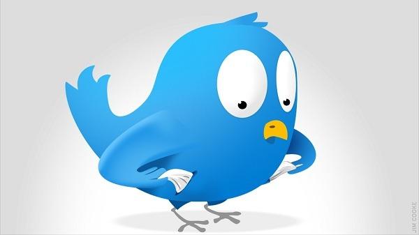 Las cuentas de Twitter no salen
