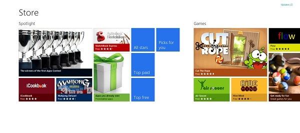 Windows 8 beta llega al millón de descargas en un solo día