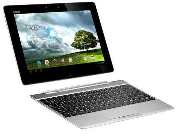 Asus Transformer Pad TF300T, tablet potente y asequible