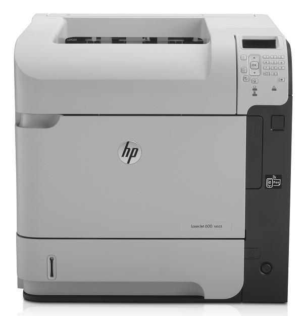 HP LaserJet Enterprise 500 y 600, impresoras láser de HP