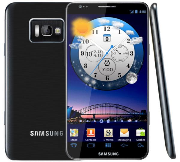 Samsung Galaxy S3, se filtran especificaciones del Galaxy S3