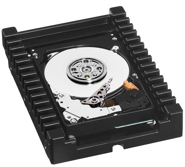 WD VelociRaptor 1 TB, disco duro de WD de alto rendimiento