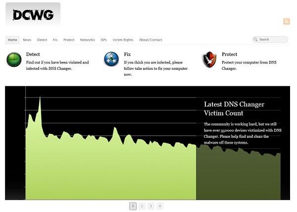 DNSChanger, miles de usuarios se quedarán sin Internet en julio