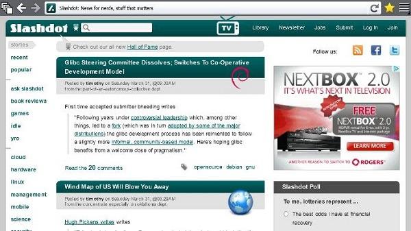 Firefox prepara una versión de su navegador para Windows 8