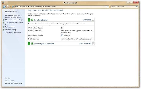 Cómo cambiar la configuración de seguridad en Windows 7