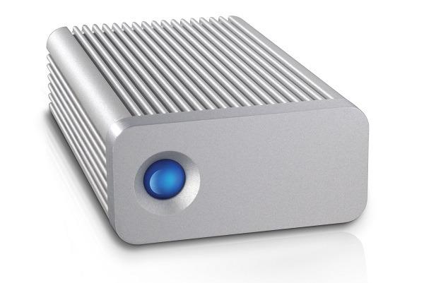 LaCie eSATA Hub Thunderbolt, conecta dos discos duros a tu Mac