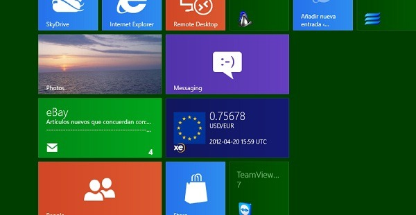 Windows 8, cómo funcionarán los bloques de la interfaz Metro