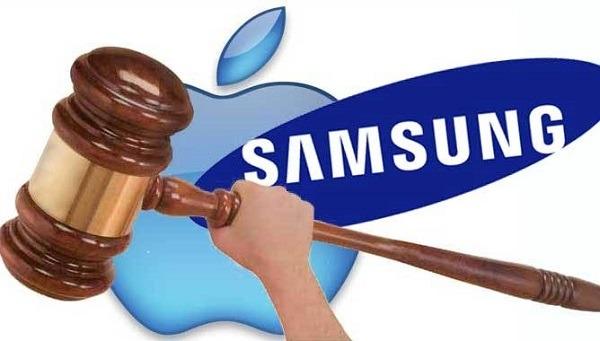 Guerra legal de Samsung y Apple