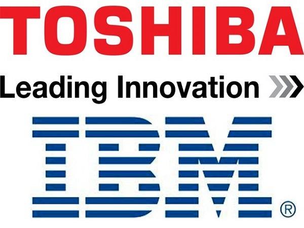 Toshiba compra una división de IBM