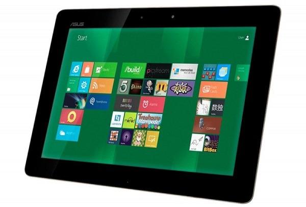 Windows 8, lista de especificaciones de los tablets de Intel