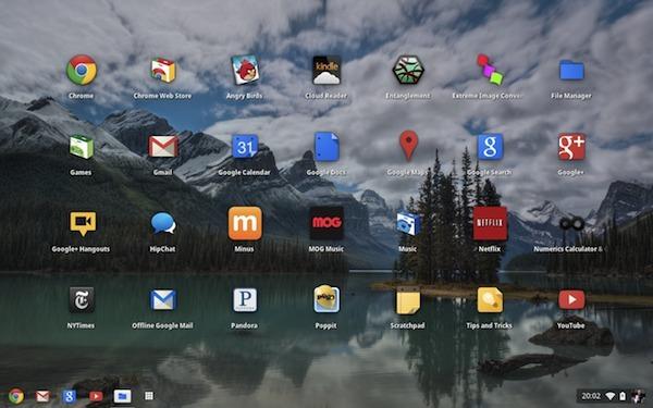 Chrome OS, ¿cómo es la nueva versión de Chrome OS?