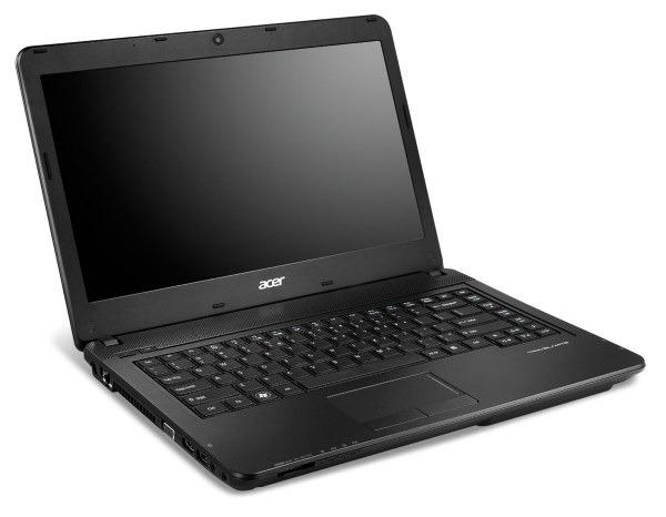 Acer TravelMate P243, portátil de 14″ para Pymes de Acer