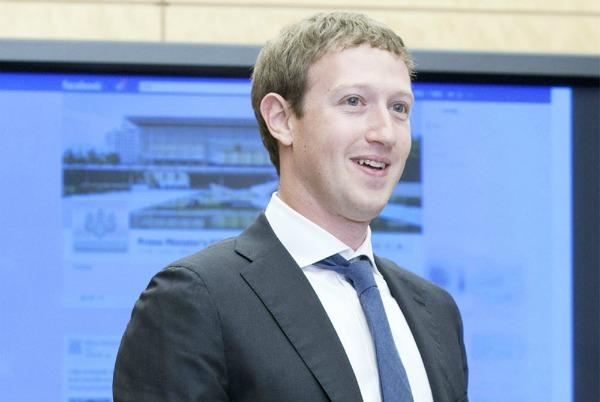 Facebook decepciona en su primer día en Bolsa