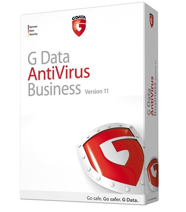 G Data AntiVirus Business, protección central para la empresa
