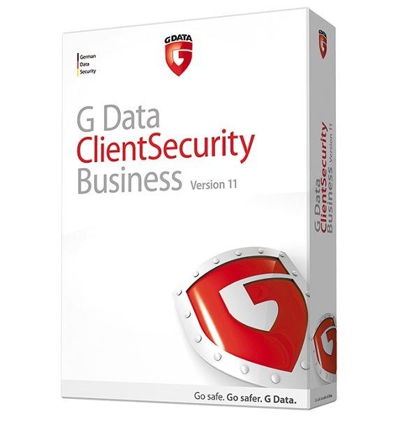 G Data ClientSecurity Business, seguridad para la empresa