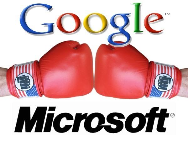 Google y Microsoft competirán con Amazon con un servicio cloud