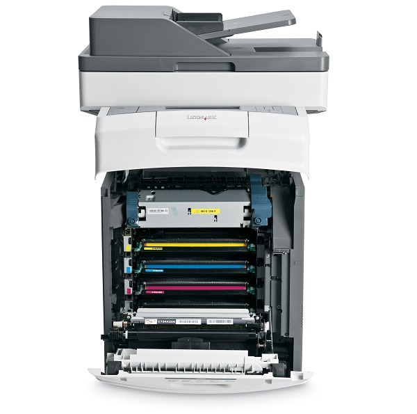Lexmark Serie X748, C746 y C748, impresoras multifunción láser