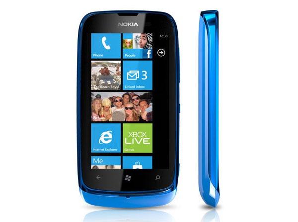Nokia Lumia 900 y 610 y Nokia PureView 808 disponibles en junio