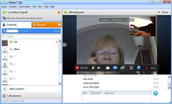 Una brecha en Skype permite conocer las IP de los usuarios