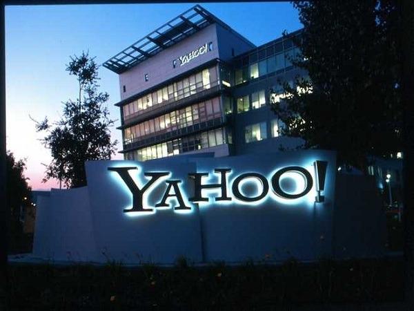 Caída de Yahoo