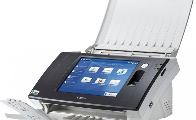 Canon imageFORMULA ScanFront 300e y 300eP, escáneres en red
