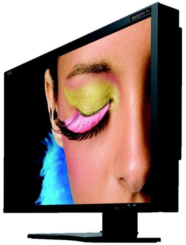 NEC SpectraView 241, monitor profesional de alta gama de 24″