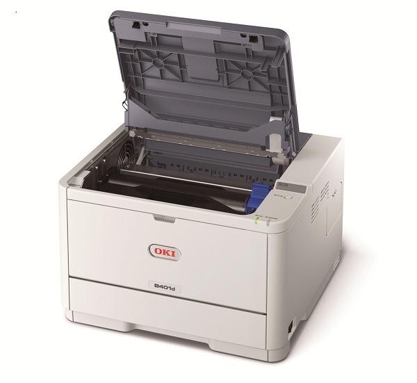 OKI B401, impresora láser monocromo para Pymes