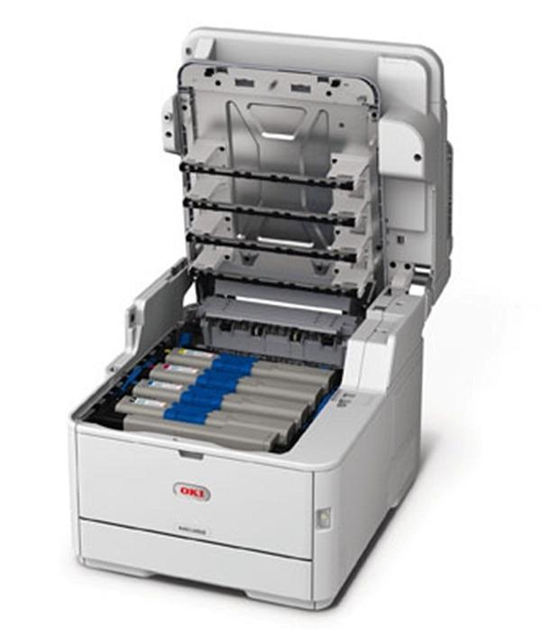 OKI MC352dn, MC362dn y MC562dn, impresoras multifunción en color