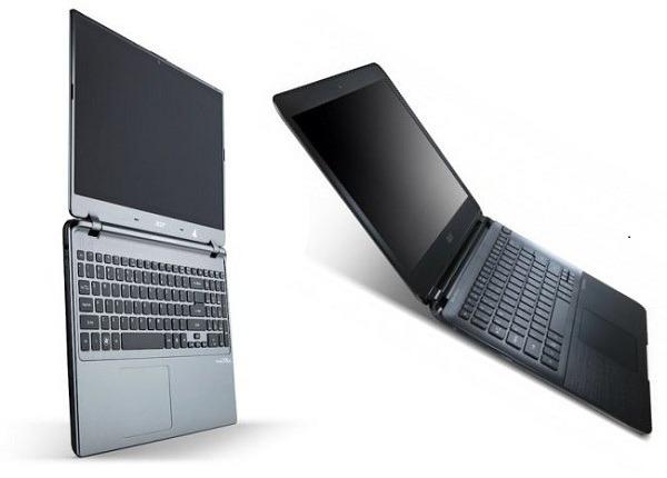 Acer Aspire S5, ultrabook potente con una conexión Thunderbolt