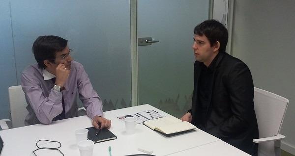 Entrevista a Nelson Bravo