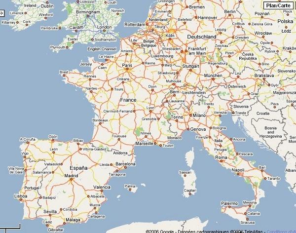 Google Maps precio