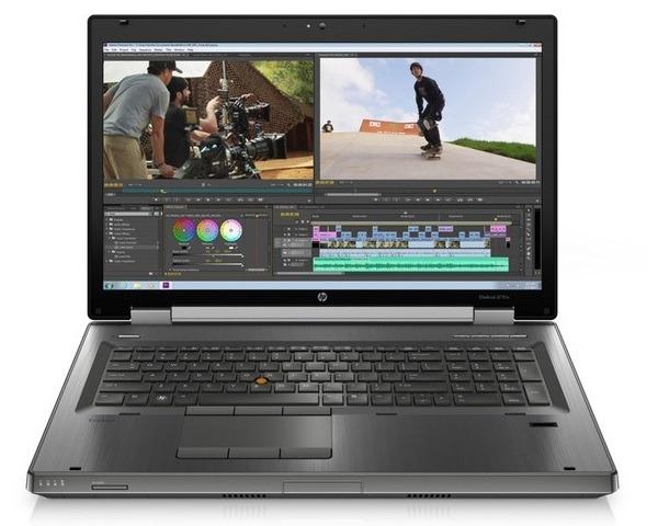 HP EliteBook 8770w