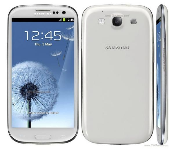 Cómo reunir todos los correos en el Samsung Galaxy S3
