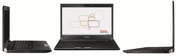 Toshiba R900, portátiles profesionales de 13,3″, 14″ y 15,6″
