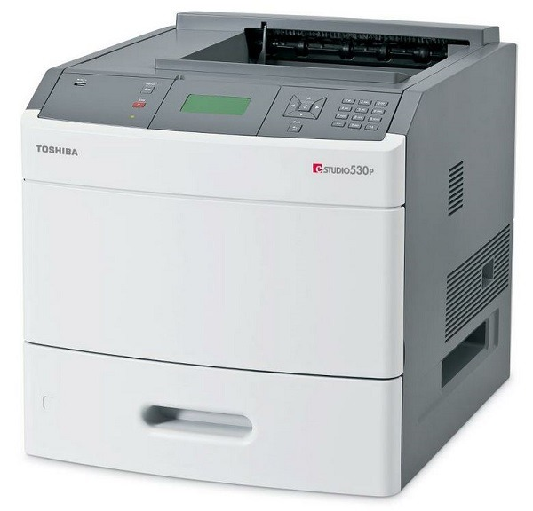 Toshiba e-STUDIO 430P y 530P, impresoras láser monocromo