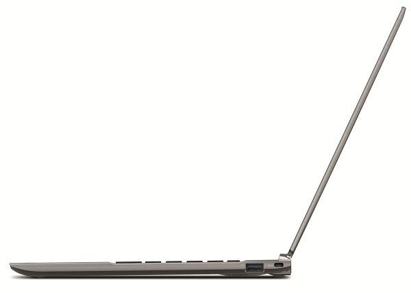 Toshiba Portégé Z930, ultrabook profesional muy ligero y delgado