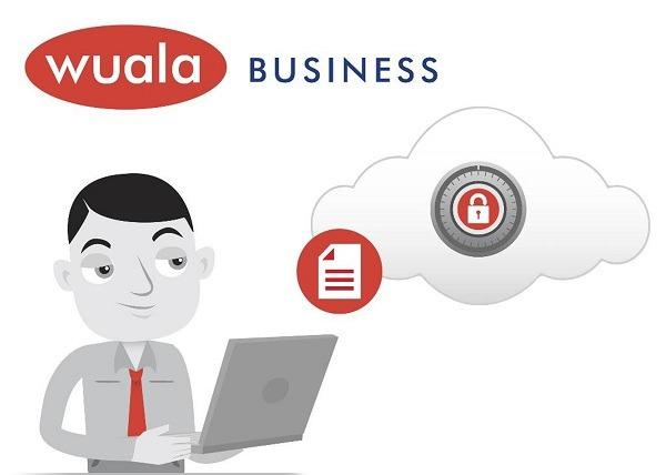 Wuala Business