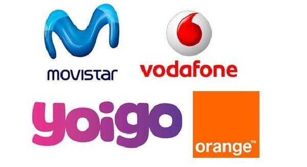Operadores de telefonía móvil