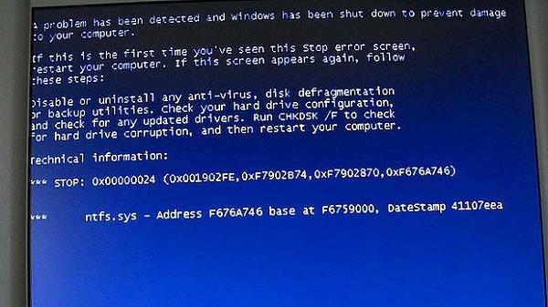 El antivirus para empresas de Symantec bloquea los ordenadores con Windows XP