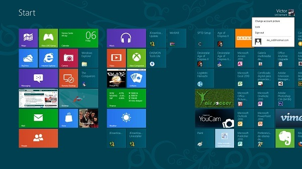 Restaurar Windows 8