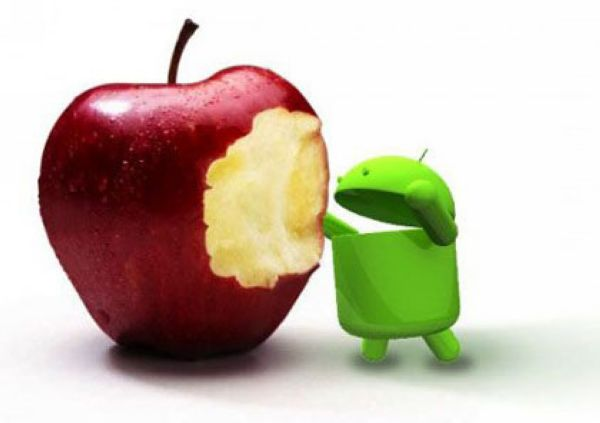Android, iPhone e iPad