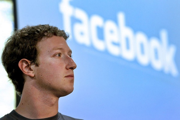 Zuckerberg, fundador de Facebook