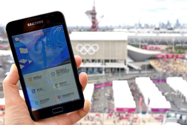 Samsung JJOO de Londres