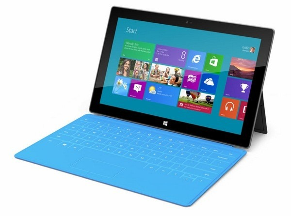 Tablet de Windows 8