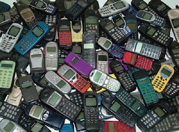 Las ventas de móviles cayeron un 2,3% en el segundo trimestre